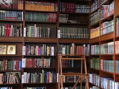 Личная библиотека епископа стала епархиальной