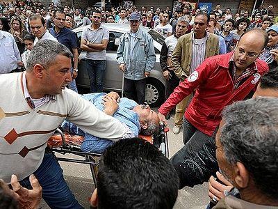 Святейший Патриарх Кирилл выразил соболезнования в связи с террористическими актами в Египте