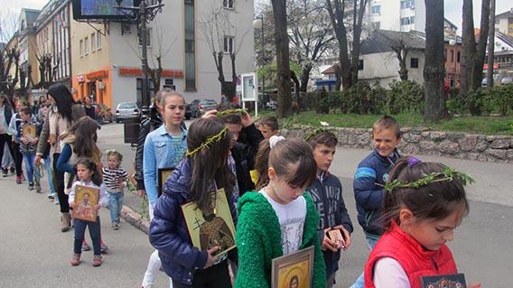 Цвијети прослављене у Бијелом Пољу