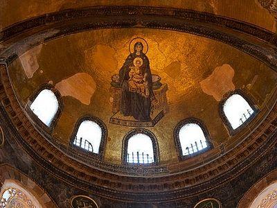 Эрдоган совершит мусульманский намаз в соборе Святой Софии в Страстную пятницу. Реакция в Греции
