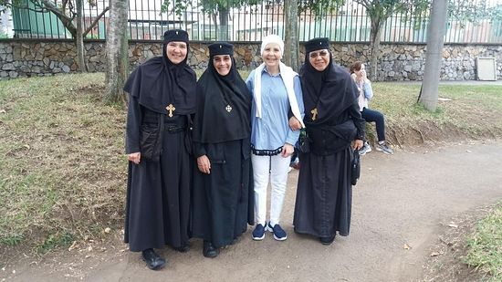 The nuns of Holy Trinity Monastery. Photo: flickr.com