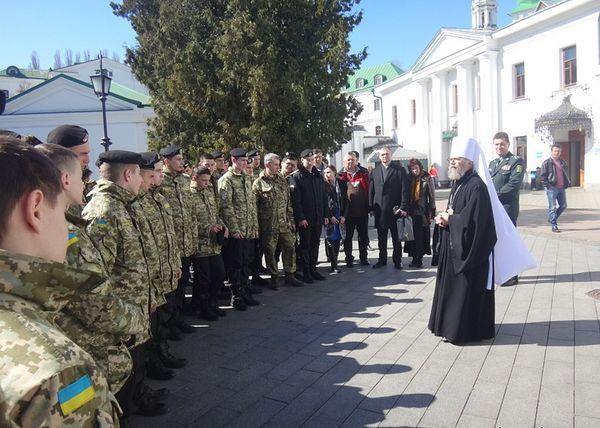 В Украинской армии выявлены факты дискриминации православных военнослужащих канонической Церкви