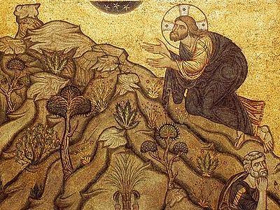 Гефсиманское борение как школа христианской молитвы