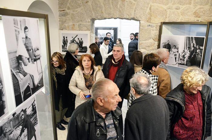 Открытие выставки в Музее Герцеговины, г. Требинье