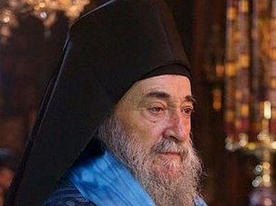 Игумен Дохиара: Греческие политики подписали множество антихристианских законов