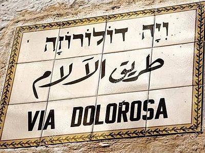 Митрополит Антоний: В Иерусалиме тысячи людей пройдут «Дорогой Скорби» с молитвой за Украину