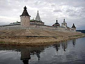 Макареьв Желтоводский монастырь