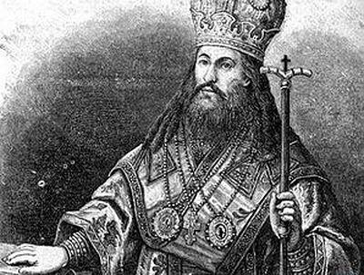 Русская Церковь в период Патриаршества Никона. Часть I