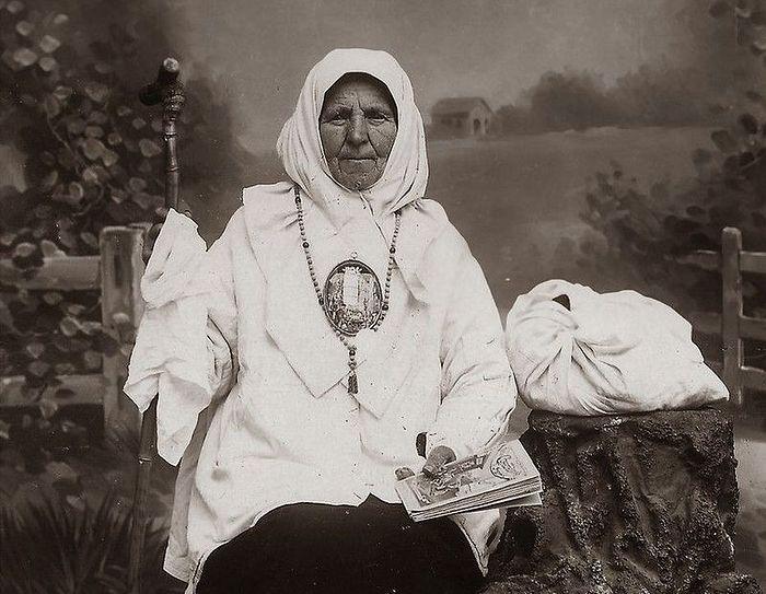 Матронушка Босоножка