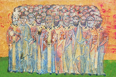 Icon of the Seventy Apostles