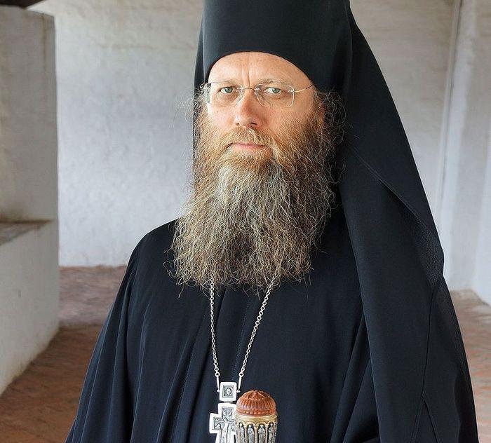 Отец Порфирий. Фото: Михаил Скрипкин