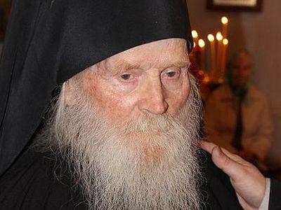 В Кунгуре на 105 году жизни скончался схимонах Кукша