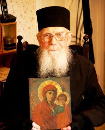 Archimandrite John Maitland Moir (1924 – 2013).
