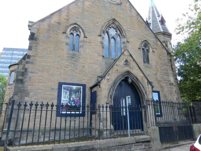 St. Andrew's Church has acquired this property and is planning to move here in the future.
