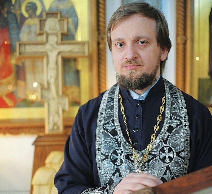 Иерей Михаил Ковач