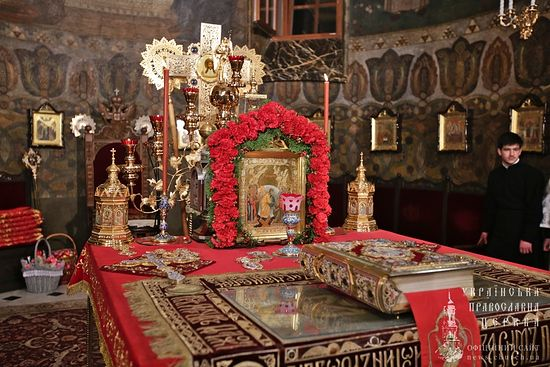 Photo: Ukrainian Orthodox Church