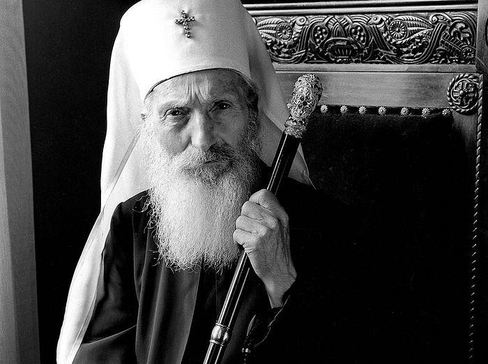 Сербский патриарх Павел (Стойчевич, 1914–2009)
