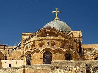 Я ездила в Иерусалим и видела там старца
