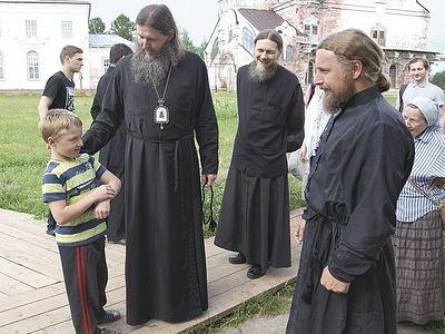 Русский Север — остров Духа Божия, не погашенного грехами