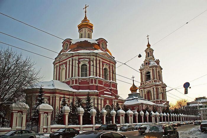 Храм во имя мученика Никиты на Старой Басманной