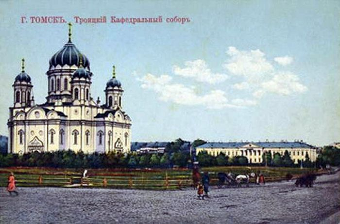 Троицкий Кафедральный собор, г. Томск
