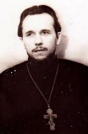 Протоиерей Александр Ильин