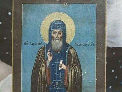 Уникальную икону карельского святого нашли на чердаке в Финляндии