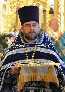 Protopriest Andrei Sommer