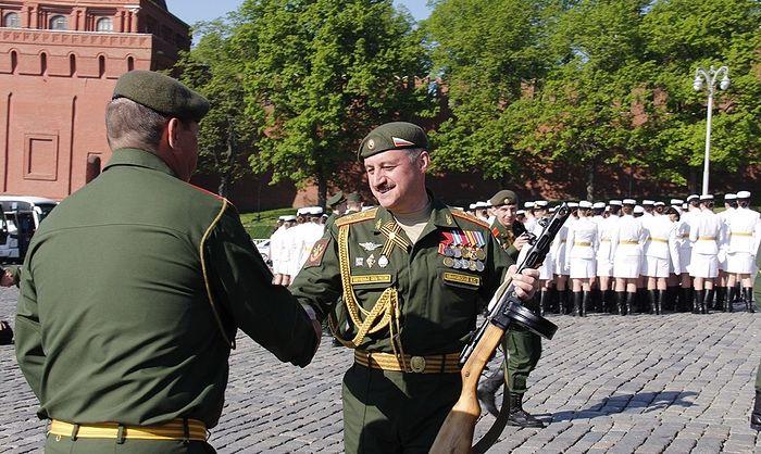 Генерал-лейтенант Владимир Сергеевич Ивановский