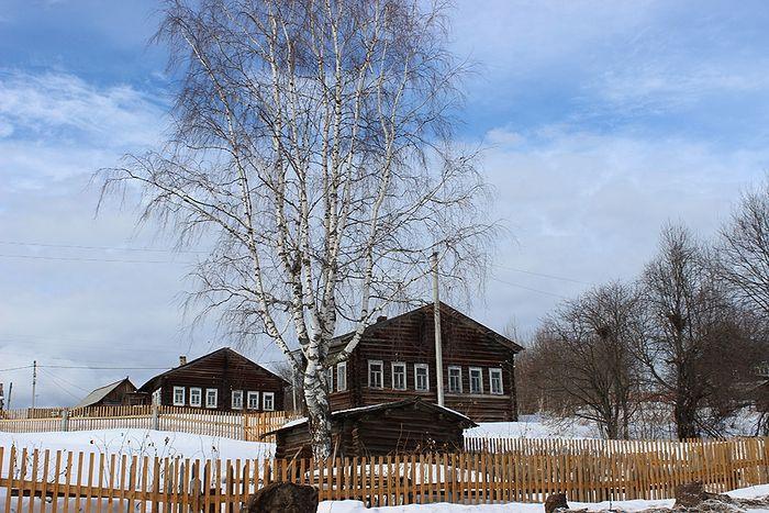 В селе Ыб