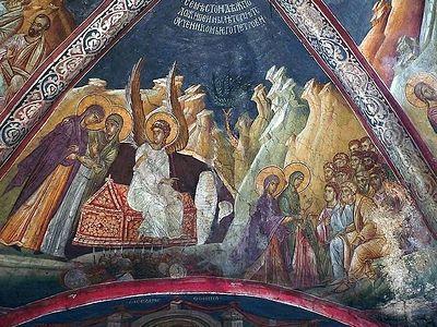 Святой Дух и хозяйственное служение в Церкви