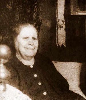 Matrona Dimitrievna Nikonova. Photo: Wikipedia