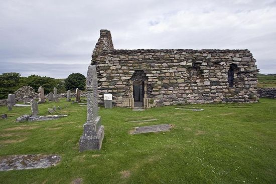 Kilmory Chapel, Argyll and Bute