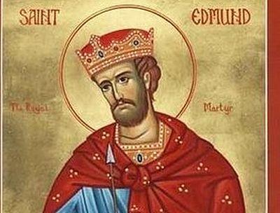 Ученые намерены отыскать мощи покровителя Англии святого короля Эдмунда