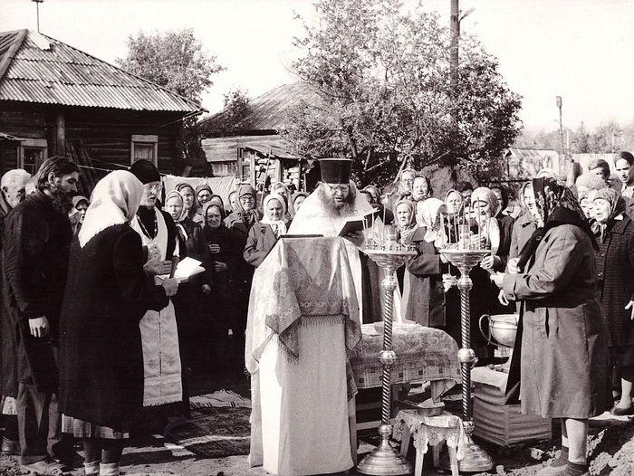 Закладка нового храма Сорока Севастийских мучеников