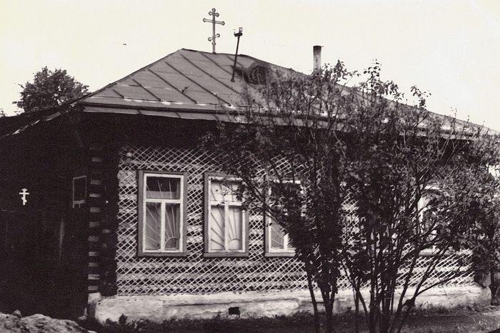 Первый камышловский храм в честь Сорока Севастийских мучеников, открытый при советской власти