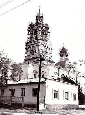 Покровский реставрируется