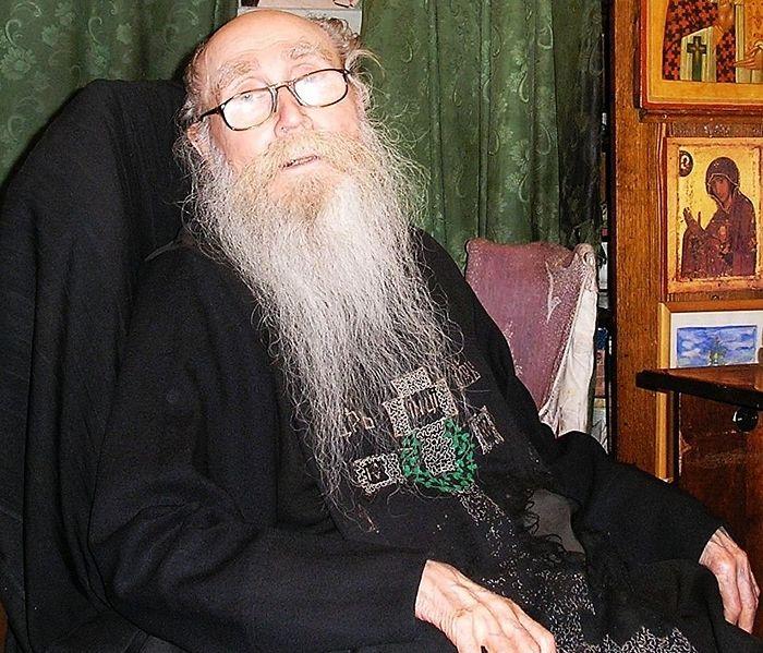 Схиархимандрит Михаил (Балаев), фото предоставлено пресс-службой Спасо-Богородицкого Одигитриевского женского монастыря