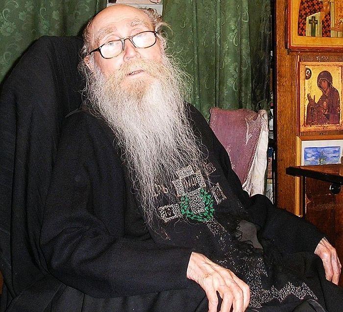 Схиархимандрит Михаил (Балајев), фотографију је доставила прес-служба Спасо-Богородичиног манастира