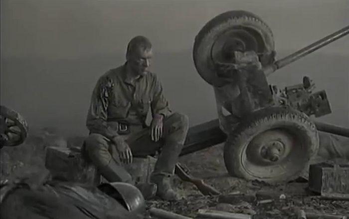Кадр из сериала «Штрафбат»