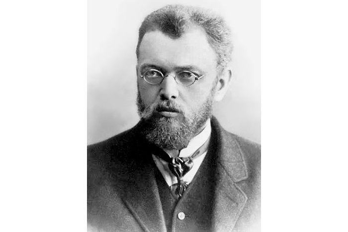 Валентин Феликсович Войно-Ясенецкий, 1910 г.