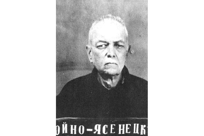 Заключенный Валентин Войно-Ясенецкий (епископ Лука), Ташкент, 1939 г.