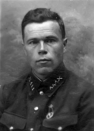 Капитан Николай Кириллович Резвецов, герой обороны Тулы