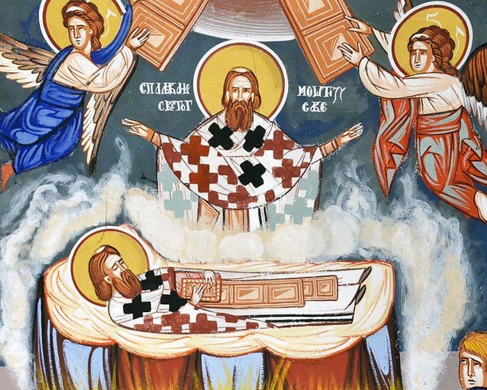 Спаљивање моштиjу Светог Саве