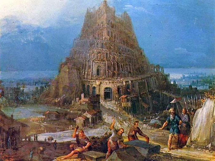 ​Tower of Babel