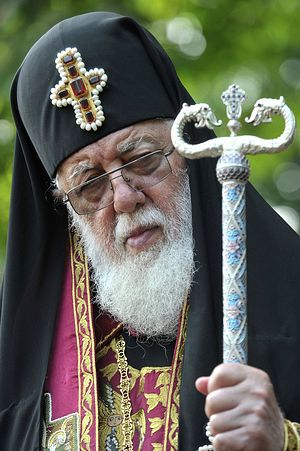 Catholicos-Patriarch Ilia II of Georgia