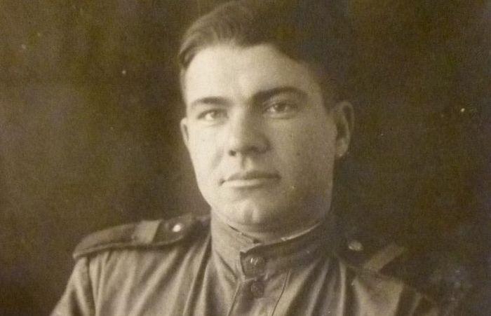 Дедушка Сергей Антонович