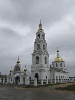 Храм Михаила Архангела в с. Прозорово
