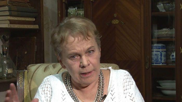 Сильва Борисовна Казем-Бек
