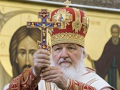 Патриарх Кирилл призвал весь мир выступить против антицерковных законов на Украине